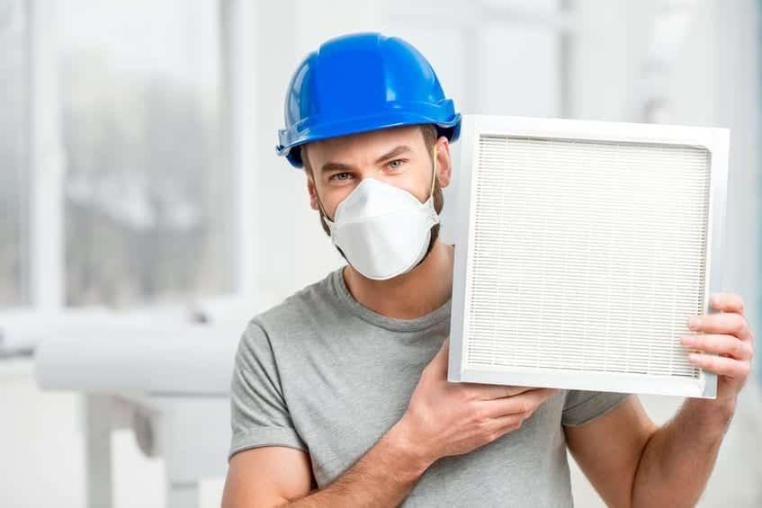 indoor air quality evanston wy