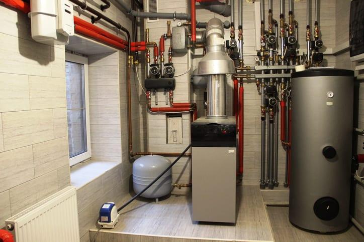 heating services evanston wy